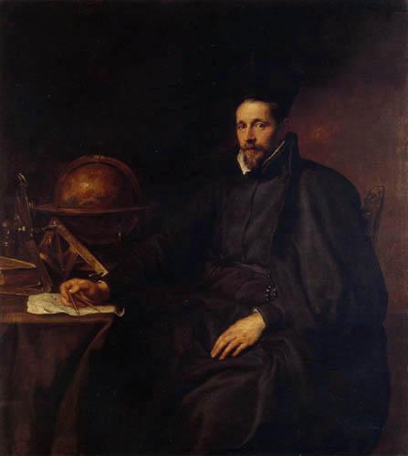 Sir  Anthonis van Dyck - Jean-Charles della Faille
