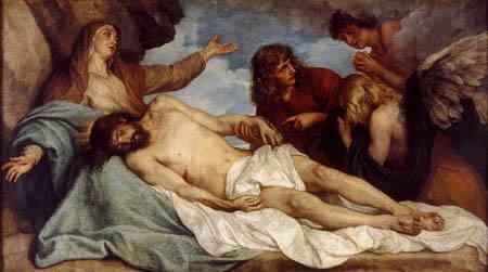 Sir  Anthonis van Dyck - Piety