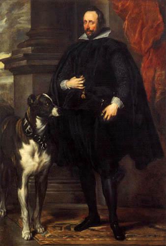 Sir  Anthonis van Dyck - Wolfgang Wilhelm von Pfalz-Neuburg