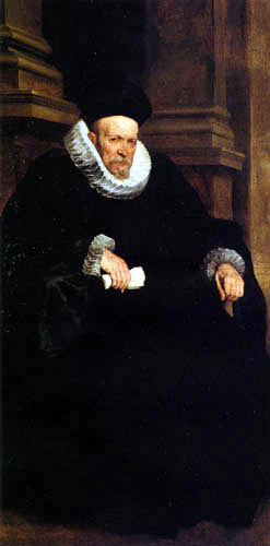 Sir  Anthonis van Dyck - Alessandro Giustiniani