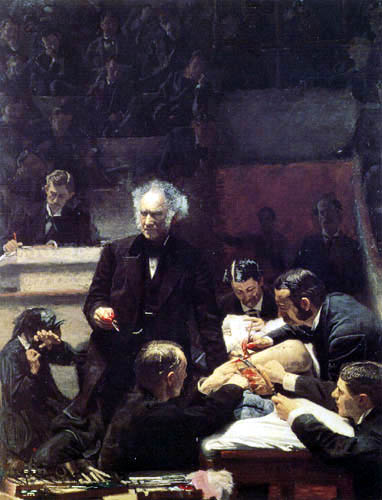 Thomas Eakins - The large Lab