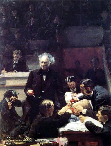 Thomas Eakins - The large Lab