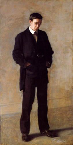 Thomas Eakins - The Thinker