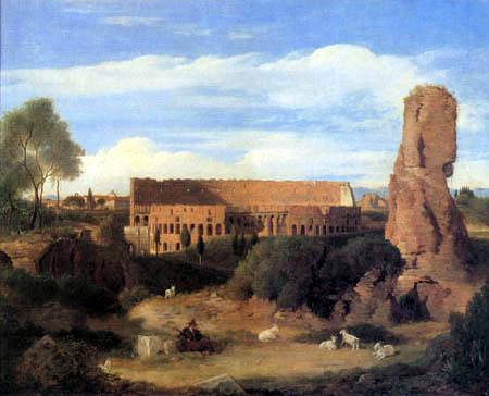 Sir Charles Lock Eastlake - Das Kolosseum vom Campo Vaccino