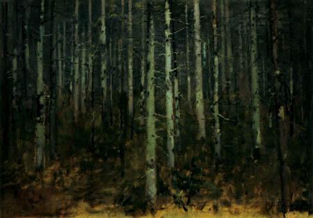 Albin Egger-Lienz - Crépuscule