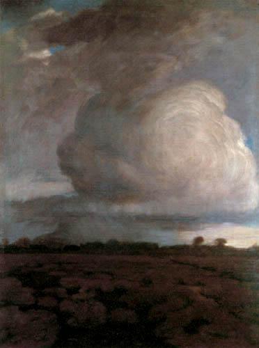 Hans am Ende - Wolken