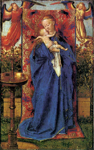 Jan van Eyck - Madonna