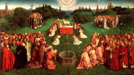 Jan van Eyck - Ghent Altarpiece