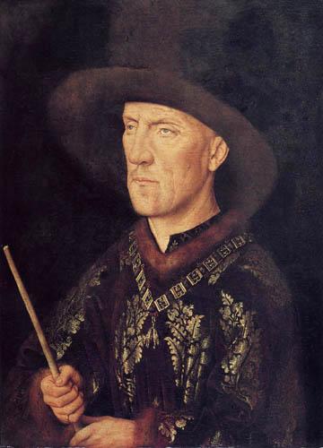 Jan van Eyck - Baudouin de Lannoy