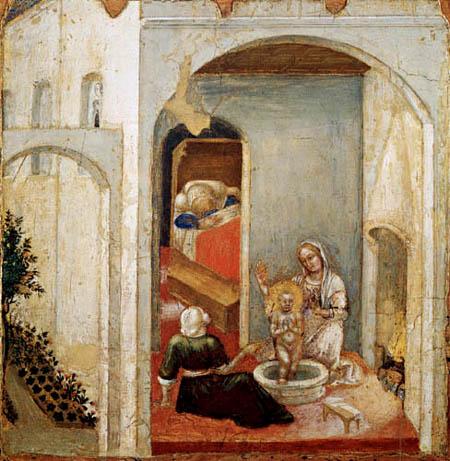 Gentile da Fabriano - Saint Nicholas
