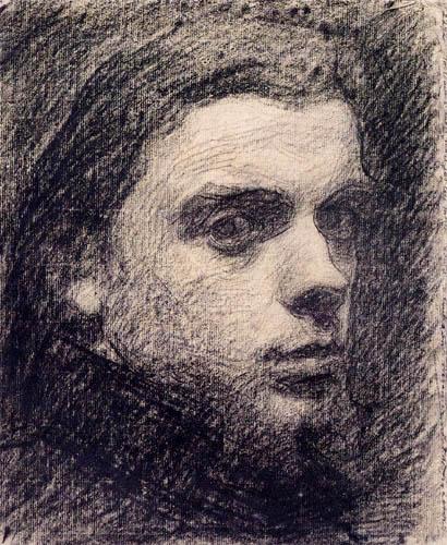 Henri Fantin-Latour - Selfportrait