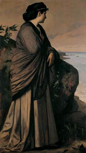 Anselm Feuerbach - Iphigenia III.