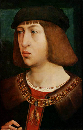 Juan de Flandes - Philipp der Schöne