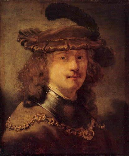 Govaert Flinck - Brustbild Rembrandts