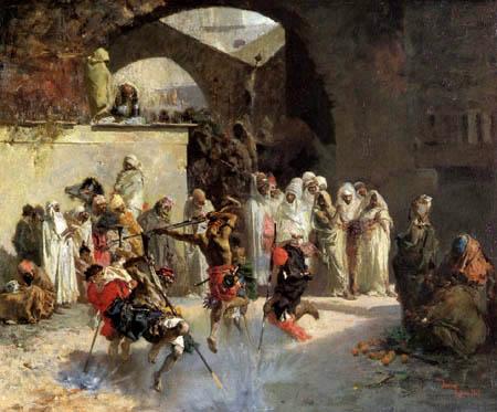 Mariano Fortuny - An Arab fantasy I