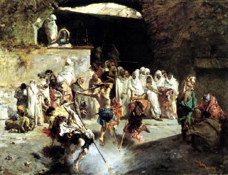 Mariano Fortuny - An Arab fantasy II