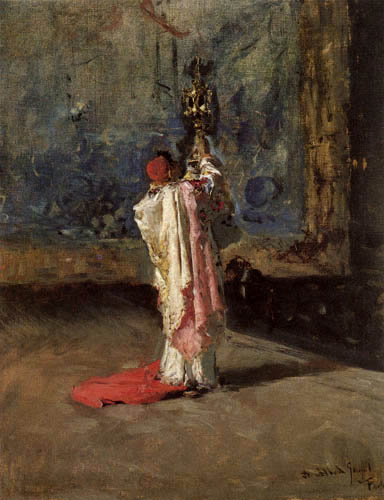 Mariano Fortuny - The elevation