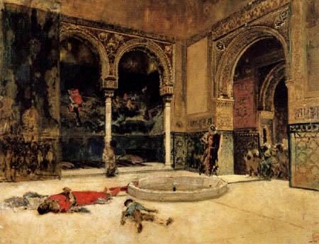 Mariano Fortuny - The Massacre