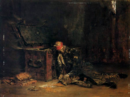 Mariano Fortuny - Scrooge
