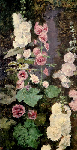 Mariano Fortuny - Flowers