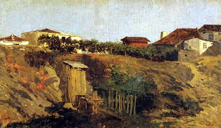 Mariano Fortuny - Landscape