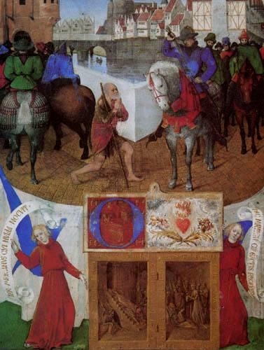 Jean Fouquet - Saint Martin