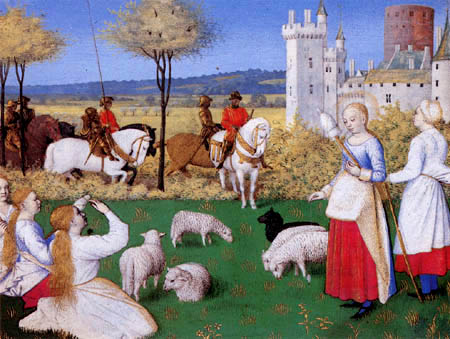 Jean Fouquet - St. Margarete