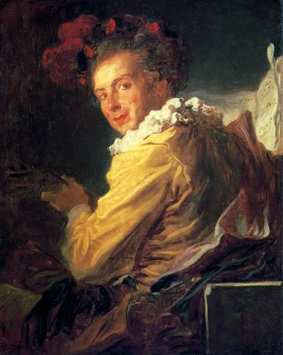 Jean-Honoré Fragonard - Monsieur de La Breteche