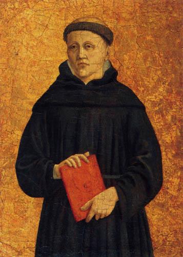Piero della Francesca - A friar