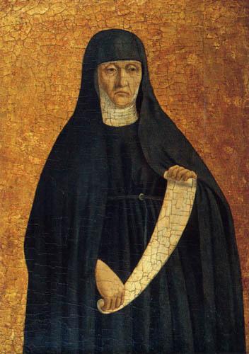 Piero della Francesca - A nun