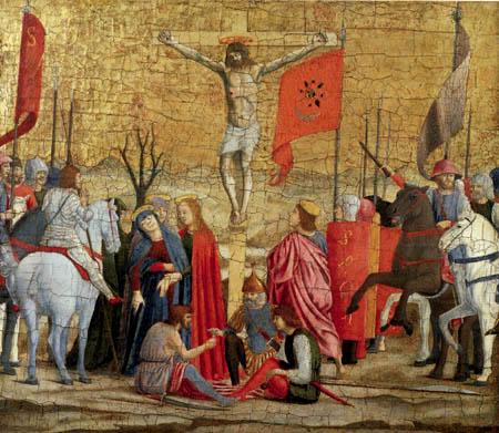Piero della Francesca - The Crucifixion