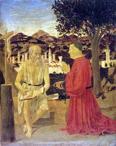 Piero della Francesca - Saint Jerome