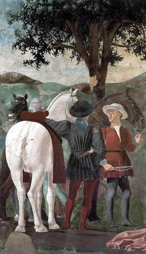 Piero della Francesca - The Adoration
