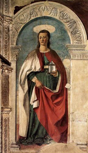 Piero della Francesca - St. Maria Magdalena