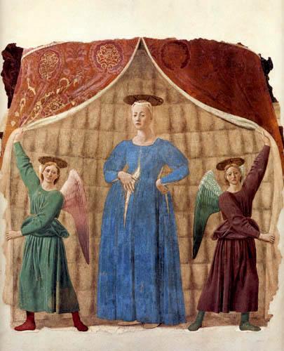 Piero della Francesca - Madona del Parto