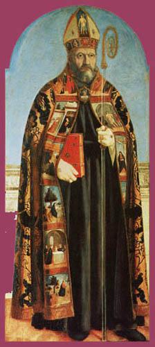 Piero della Francesca - Saint Augustine
