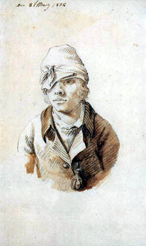 Caspar David Friedrich - Selfportrait