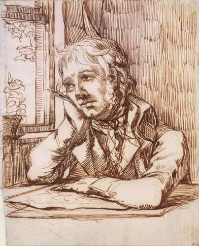 Caspar David Friedrich - Selbstbildnis