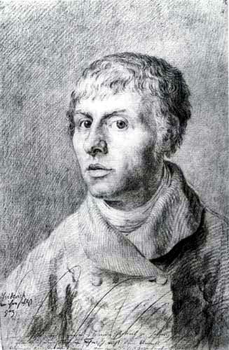 Caspar David Friedrich - Self-portrait