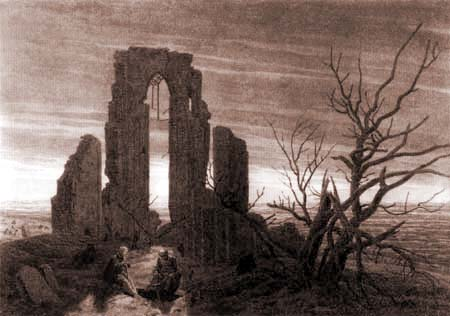 Caspar David Friedrich - Winter