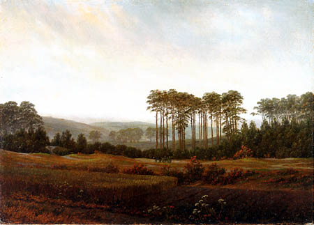 Caspar David Friedrich - Afternoon