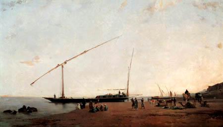 Eugene Fromentin - Auf dem Nil