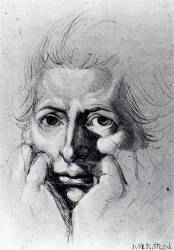 Henry Fuseli - Selfportrait
