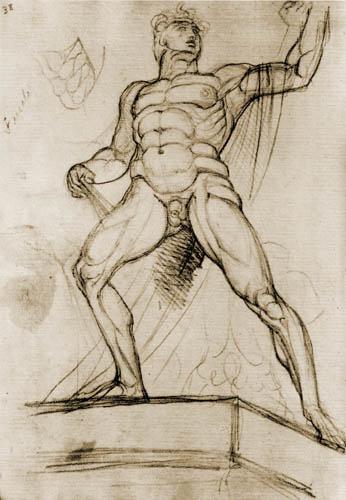 Henry Fuseli - Skizze, Opus Phidiae