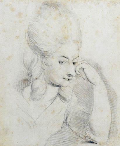 Johann Heinrich Füssli - Magdalena Schweizer-Hess