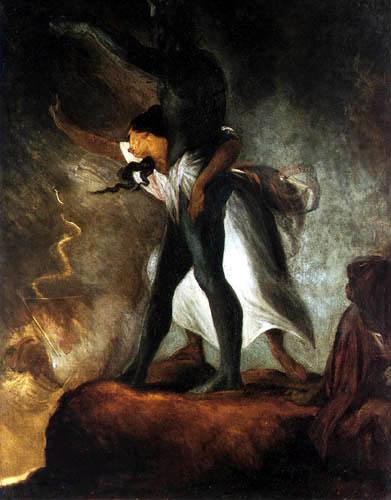 Henry Fuseli - Der gerächte Neger