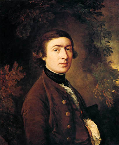 Thomas Gainsborough - Selfportrait