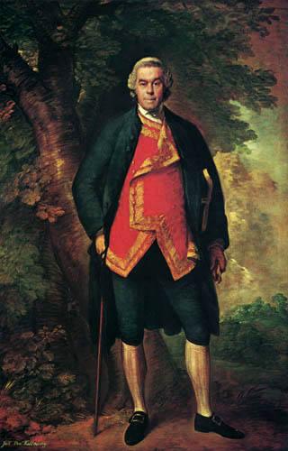 Thomas Gainsborough - Viscount John Kilmorey