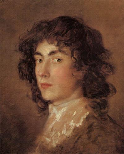 Thomas Gainsborough - Retrato Dupont Gainsborough