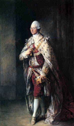 Thomas Gainsborough - Portrait of Henry Frederick Duke of Cumberland